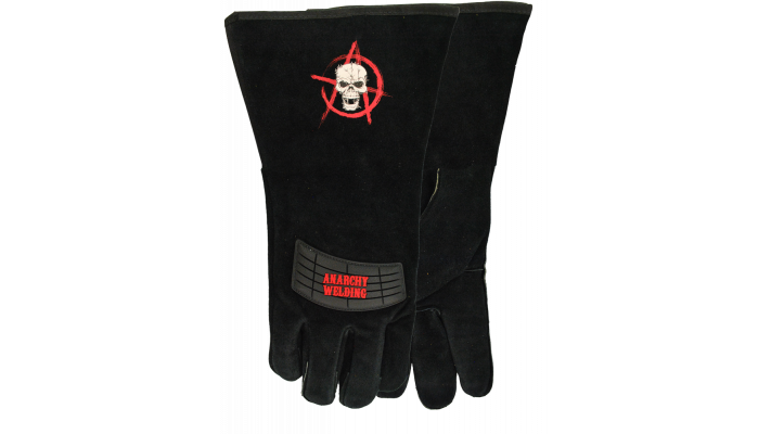 "Gants de soudage Anarchy 2711 ""The Prospect"""