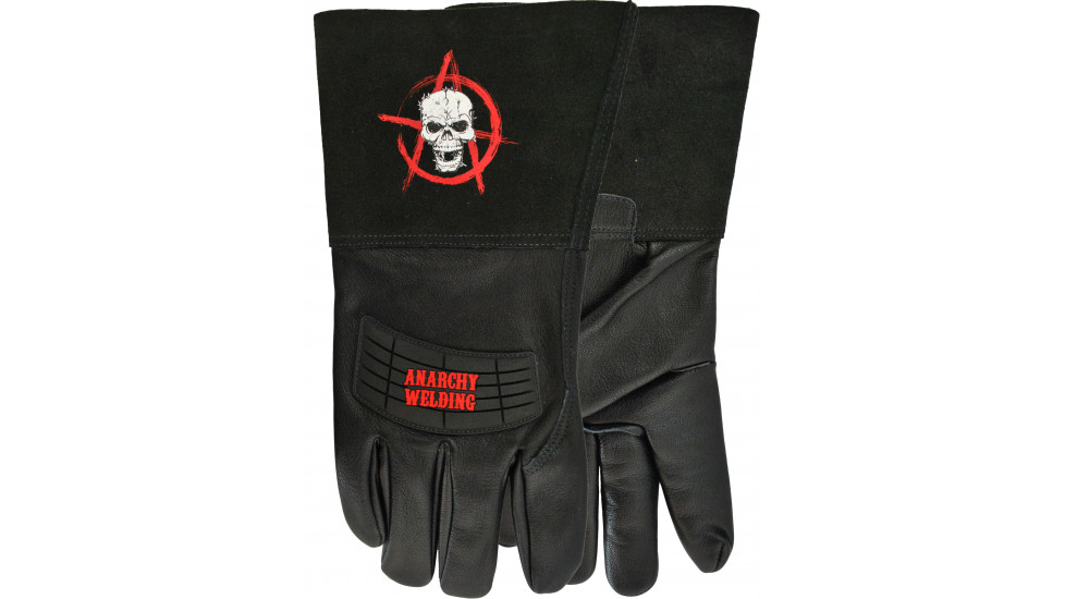 "Gants de soudage Anarchy 2713 ""Hot Rod"""