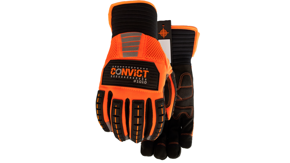 Gants haute performance CONVICT 1010 The Shark