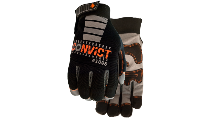 Gants haute performance CONVICT 1095 The Yardbird