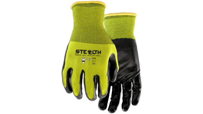 Gants Watson Gloves #396x6 Stealth Light Artillery